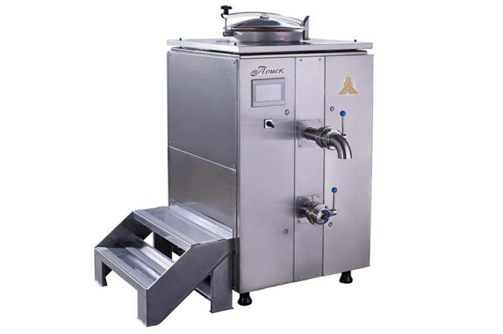 Ферментатор «ПОИСК» <br>полезный объем — 120л
